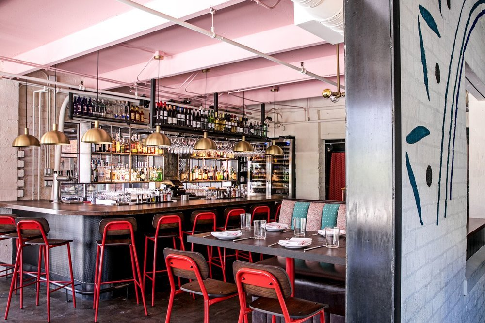 Bar Mercado by Heidi Geldhauser-Harris